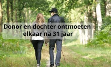 Donorkind vind na 31 jaar haar vader (3)